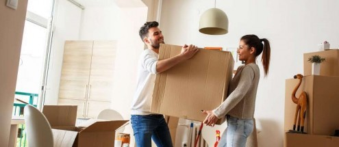 Our top five alternative moving tips
